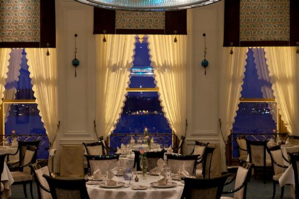 Cıragan Tugra Restaurant 4