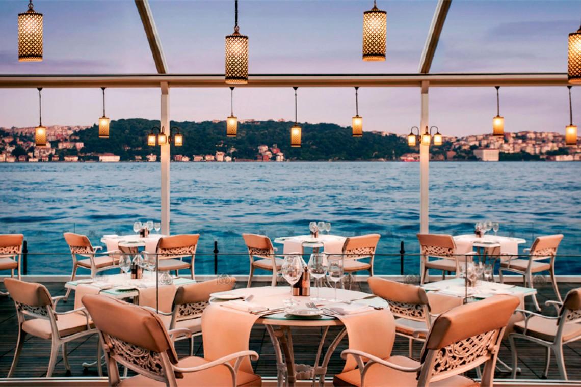 Cıragan Bosphorus Grill4